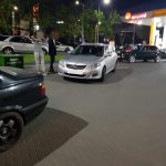 Полицейские наказали стритрейсеров, устроивших незаконную уличную гонку (ФОТО)