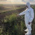 """""""Срезал путь"""" по чужой территории: на молдо-украинской границе задержали нарушителя"""