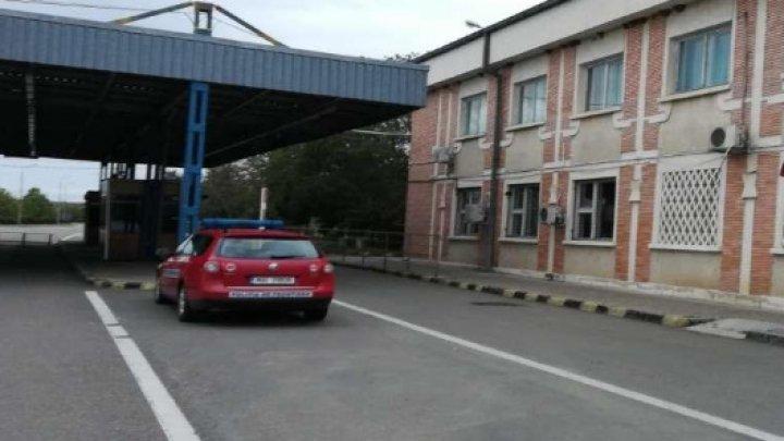Инцидент на границе: предприимчивый молдаванин позарился на оставленное без присмотра авто