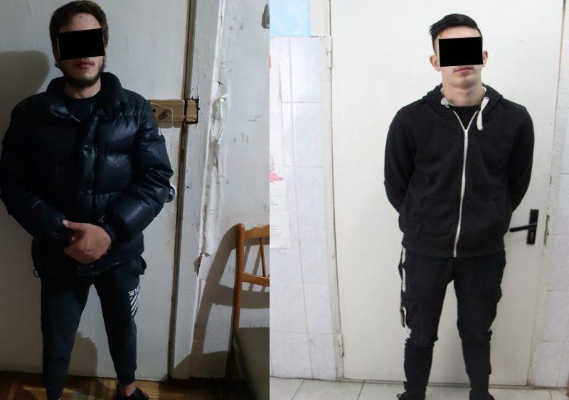 Юные автоворы вскрыли авто и украли сумку с деньгами и документами (ВИДЕО)