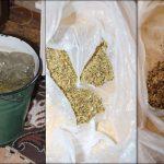 Двое рецидивистов утроили наркопритон в съёмной квартире (ВИДЕО)