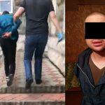Грабёж средь бела дня: житель Кишинёва отобрал у прохожего телефон (ВИДЕО)