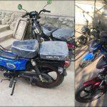 За ночь украли со склада 12 мотоциклов: злоумышленников задержала полиция (ВИДЕО)