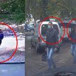 Столичные полицейские разыскивают троих подозреваемых в краже и грабеже (ВИДЕО)