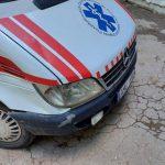 В Бельцах ребёнок попал под колёса машины скорой помощи