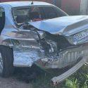 Лихач на BMW спровоцировал аварию, пытаясь скрыться от полицейских: пострадал пассажир (ФОТО)