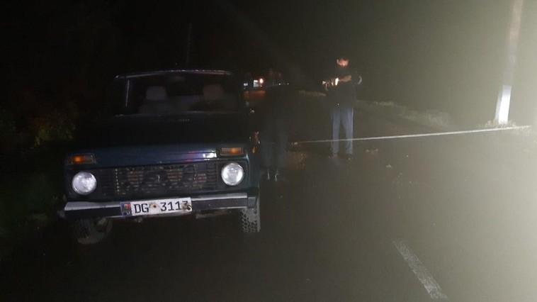 В Штефан-Водэ машина пограничников раздавила лежавшего на дороге мужчину