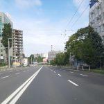 Новый облик: в столице вовсю ведётся работа по нанесению дорожной разметки