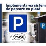 Первые платные парковки в центре Кишинева могут появиться уже через год