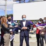 Чебан: В историческом центре Кишинева больших рекламных панно не должно быть вообще (ВИДЕО)