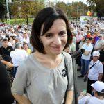 Фуркулицэ: Санду - кандидат Плахи-Шора на президентских выборах