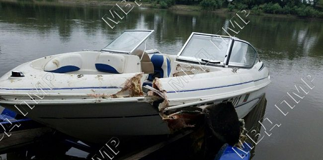 Трагедия на Днестре: катер потерпел крушение, погиб человек (ФОТО)