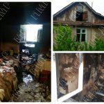 Пенсионерка скончалась в результате пожара