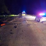 Смертельное ДТП в Дондюшанах: от удара водителя выбросило из машины (ФОТО)