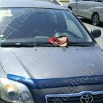Пожилой мужчина попал под колёса машины в Тирасполе: пострадавший в больнице