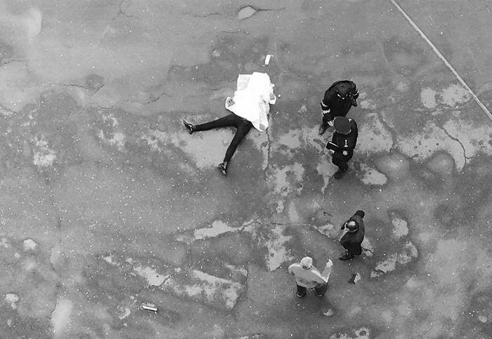 В Кишиневе девушка погибла после падения с 16-го этажа