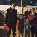 Полицейские отыскали двоих заблудившихся на Буюканах детей