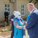 Президент посетил Каушанский район (ФОТО, ВИДЕО)