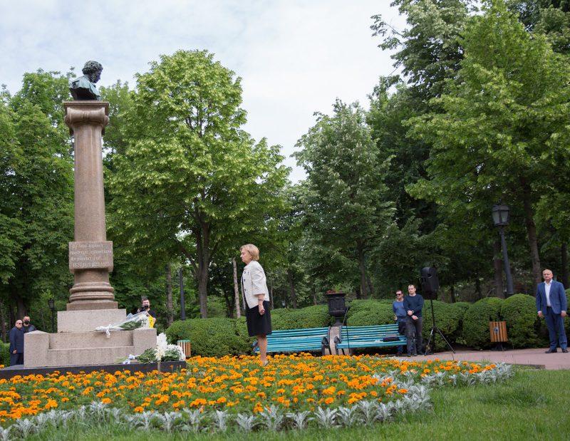 Гречаный: Изучение и владение русским языком является преимуществом для граждан Республики Молдова (ФОТО)