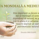 Гречаный: Призываю всех жителей страны охранять природу и улучшать ее состояние