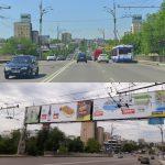 Кишинёв до и после: снос рекламных щитов в центре столицы продолжается (ФОТО)
