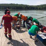 ГИЧС запустил кампанию по предотвращению случаев утопления (ФОТО)