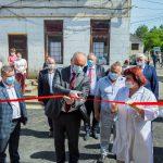 Президент принял участие в открытии Центра семейных врачей в Дондюшанах (ФОТО)