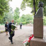 Додон: Эминеску оставил нам в наследство целую культурную сокровищницу (ФОТО, ВИДЕО)