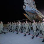 Группа Роты почетного караула Молдовы отправилась на Парад Победы в Москву (ФОТО)