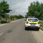 Пьяный водитель устроил погоню от полиции по Бельцам (ВИДЕО)