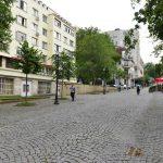 Пешеходная улица и аллея на бульваре Григоре Виеру будут благоустроены (ФОТО)