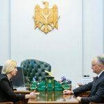 Игорь Додон обсудил с Ириной Влах эпидемиологическую ситуацию в Гагаузии (ФОТО, ВИДЕО)