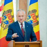 Додон: Мы отстоим статус русского языка в Молдове!