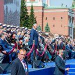 Парад Победы в Москве: как это было (ФОТО, ВИДЕО)