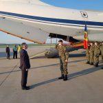 Принимавшие участие в Параде Победы молдавские военные вернулись домой (ФОТО)