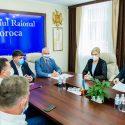 Президент провёл встречу с руководством Сорок и посетил районную больницу (ФОТО, ВИДЕО)