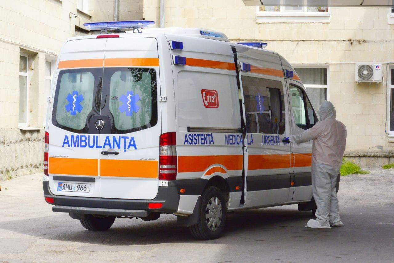 Почти 13 тысяч пациентов обратились за скорой медицинской помощью в течение недели