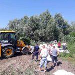 Риск затопления в Молдове: ГИЧС продолжает укреплять дамбы