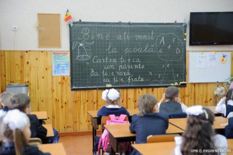 В Кишинёве уже более 5 тысяч детей были зачислены в первый класс
