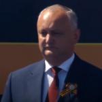 Додон об участии молдавских военных в Параде Победы: Это момент особой гордости за нашу страну! (ВИДЕО)