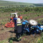 В Садова подростка придавило трактором. На помощь пришли спасатели (ФОТО)