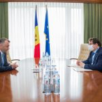 Премьер провел встречу с главой делегации ЕС в Молдове