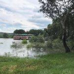 Глава государства следит за ситуацией с повышением уровня воды в Днестре и Пруте
