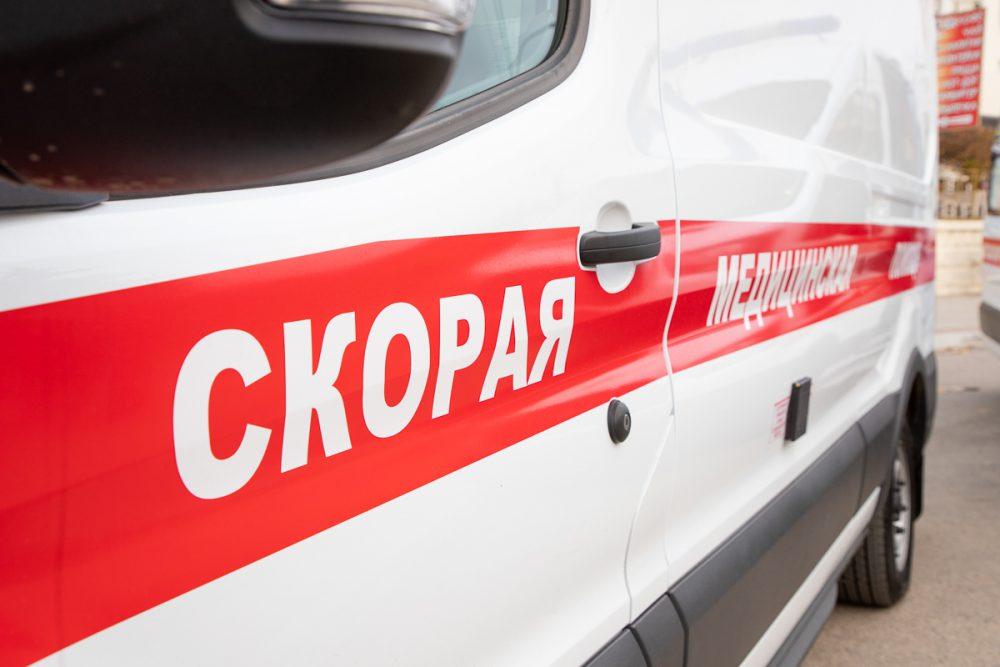Нетрезвый водитель снёс столб в Первомайске