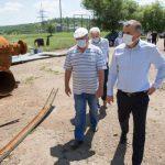 Кику проверил ирригационную инфраструктуру в районах Штефан-Водэ и Каушаны (ФОТО)
