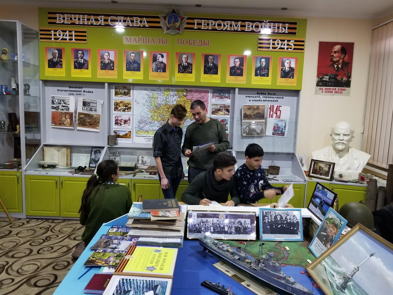 Бесславие музеев боевой славы
