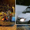 В Германии водителя-молдаванина крупно оштрафовали за перегруз