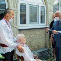 Игорь Додон встретился с представителями ассоциации ветеранов в Сороках (ФОТО, ВИДЕО)