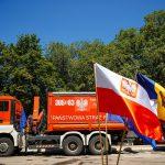 Молдова получила партию гуманитарной помощи от Польши для борьбы с коронавирусом (ФОТО)