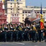 Молдавские военные приняли участие в Параде Победы. Игорь Додон приветствовал их стоя (ВИДЕО)